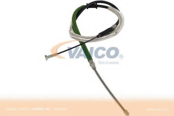 VAICO V2430033 Трос, стояночная тормозная система