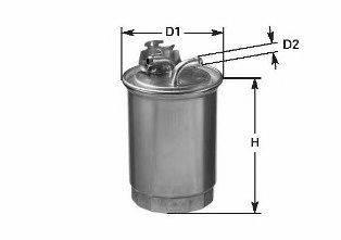 CLEAN FILTERS DN1932 Топливный фильтр
