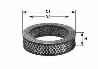 CLEAN FILTERS MA362 Воздушный фильтр