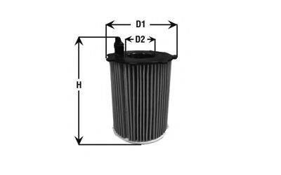CLEAN FILTERS ML4553 Масляный фильтр