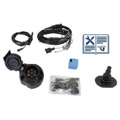 RAMEDER 107339 Комплект электрики, прицепное оборудование