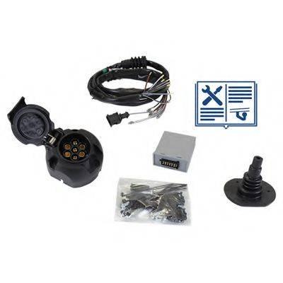 RAMEDER 111406 Комплект электрики, прицепное оборудование