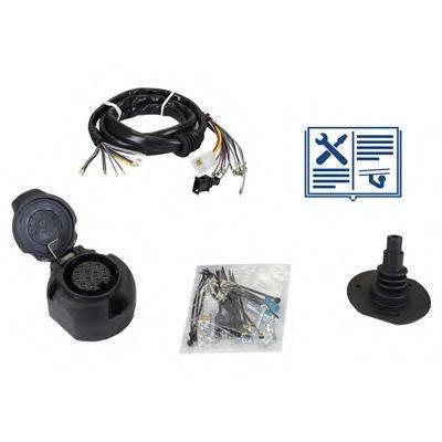 RAMEDER 107017 Комплект электрики, прицепное оборудование
