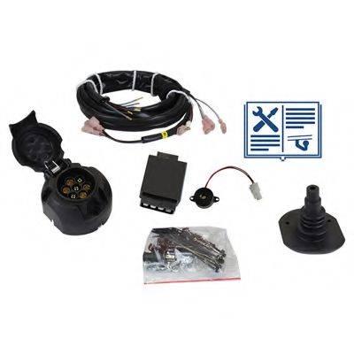 RAMEDER 110325 Комплект электрики, прицепное оборудование