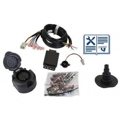 RAMEDER 110326 Комплект электрики, прицепное оборудование