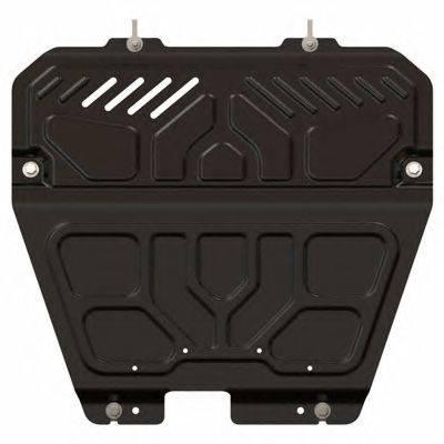 RAMEDER 111207 Защита двигателя / поддона двигателя