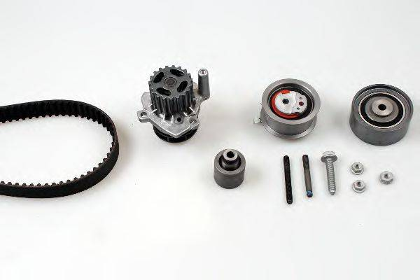 GK K980292B Водяной насос + комплект зубчатого ремня
