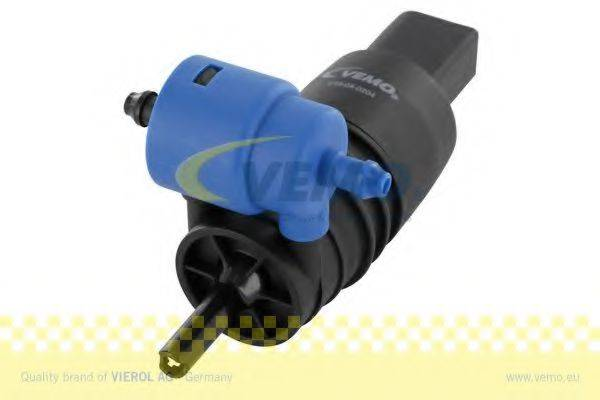 VEMO V10080204 Водяной насос, система очистки окон