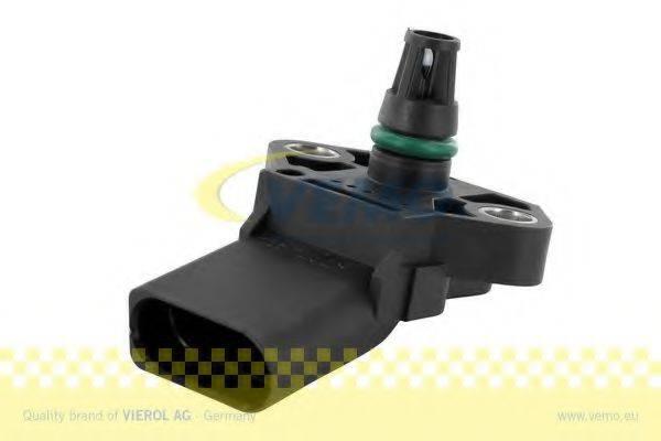 VEMO V10721107 Датчик давления воздуха, высотный корректор; Датчик, давление наддува; Датчик, давление во впускном газопроводе