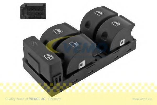 VEMO V10730007 Выключатель, стеклолодъемник