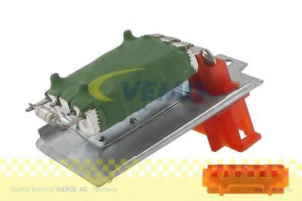 VEMO V10790004 Регулятор, вентилятор салона
