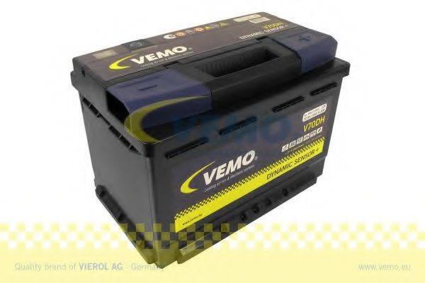 VEMO V99170015 Стартерная аккумуляторная батарея; Стартерная аккумуляторная батарея