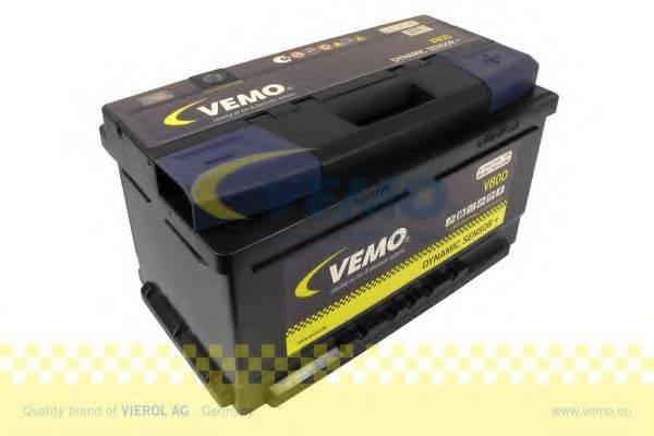 VEMO V99170016 Стартерная аккумуляторная батарея; Стартерная аккумуляторная батарея