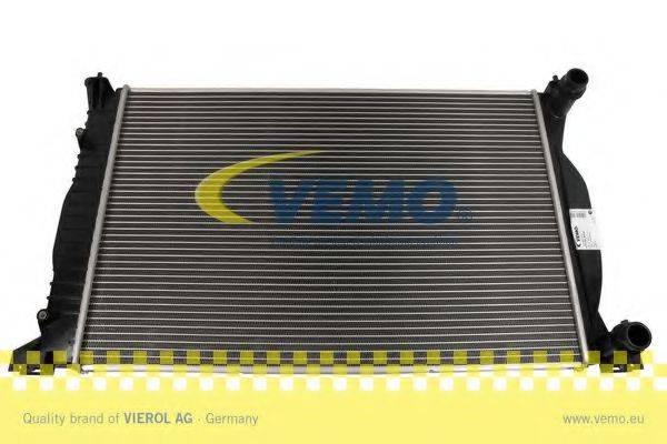 VEMO V15606039 Радиатор, охлаждение двигателя