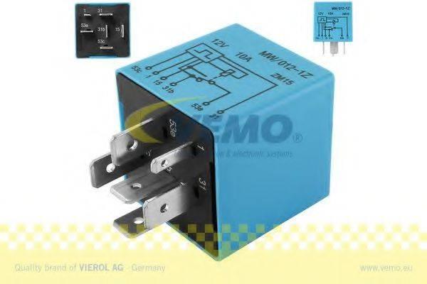 VEMO V15710025 Реле, интервал включения стеклоочистителя