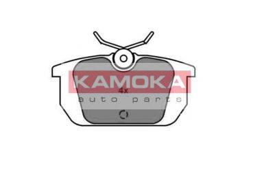 KAMOKA JQ1012226 Комплект тормозных колодок, дисковый тормоз