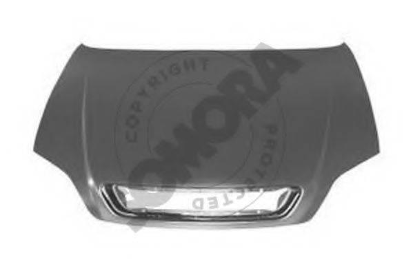 SOMORA 211708 Капот двигателя