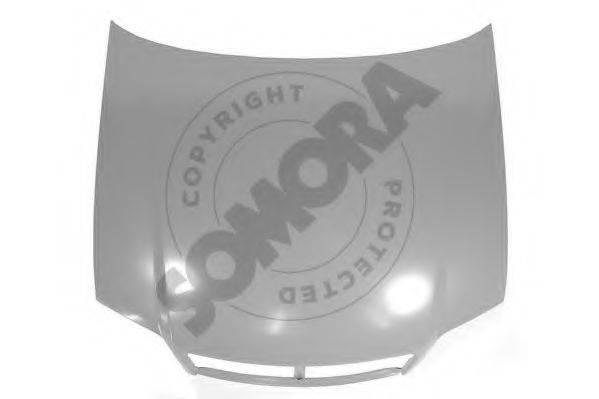 SOMORA 020908A Капот двигателя