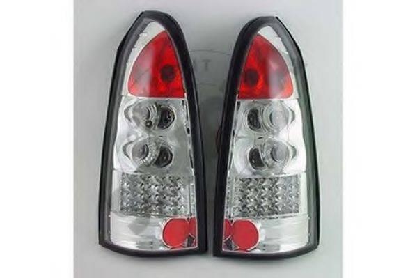SOMORA 211771KE Комлект заднего освещения