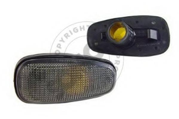 SOMORA 211713RB Боковой габаритный фонарь