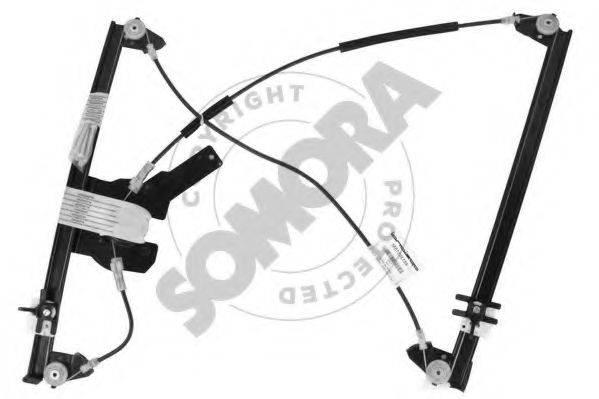 SOMORA 020958 Подъемное устройство для окон