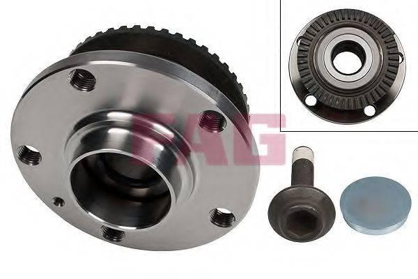 FAG 713610700 Комплект подшипника ступицы колеса