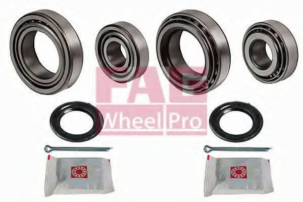 FAG 713800110 Комплект подшипника ступицы колеса