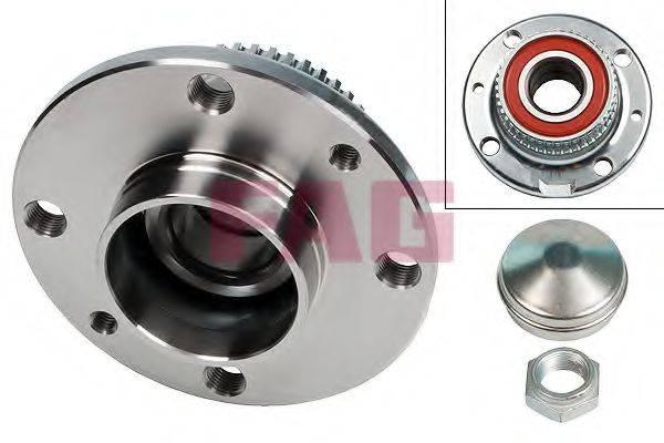 FAG 713690550 Комплект подшипника ступицы колеса