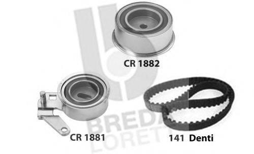 BREDA LORETT KCD0700 Комплект ремня ГРМ
