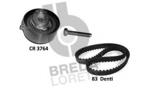 BREDA LORETT KCD0781 Комплект ремня ГРМ