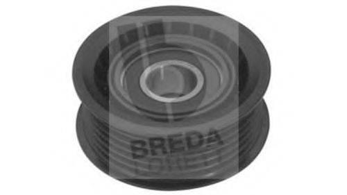 BREDA LORETT POA3245M Паразитный / ведущий ролик, поликлиновой ремень