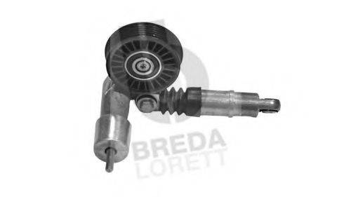 BREDA LORETT TOA3941 Амортизатор, поликлиновой ремень