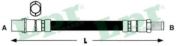 LPR 6T46788 Тормозной шланг