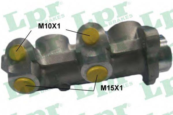 LPR 1837 Главный тормозной цилиндр