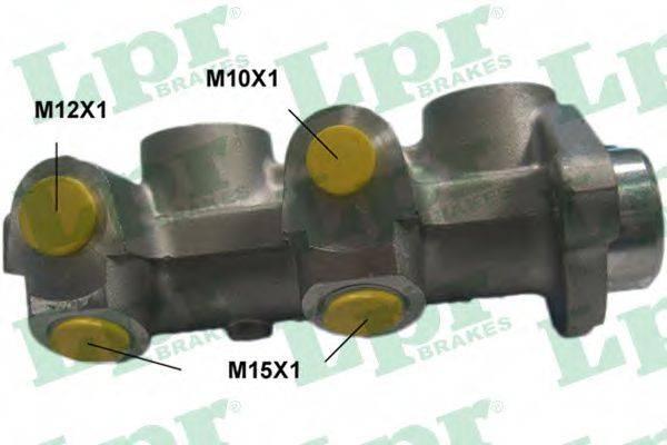 LPR 1839 Главный тормозной цилиндр