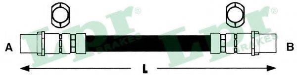 LPR 6T46584 Тормозной шланг