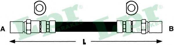 LPR 6T46182 Тормозной шланг