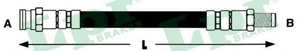 LPR 6T46235 Тормозной шланг