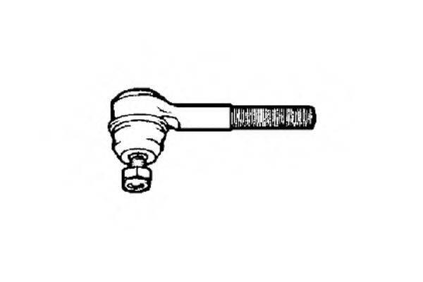 OCAP 0190783 Наконечник поперечной рулевой тяги