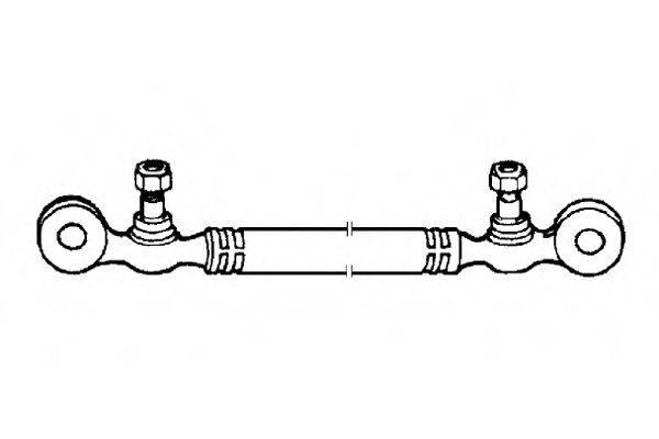 OCAP 0501663 Поперечная рулевая тяга