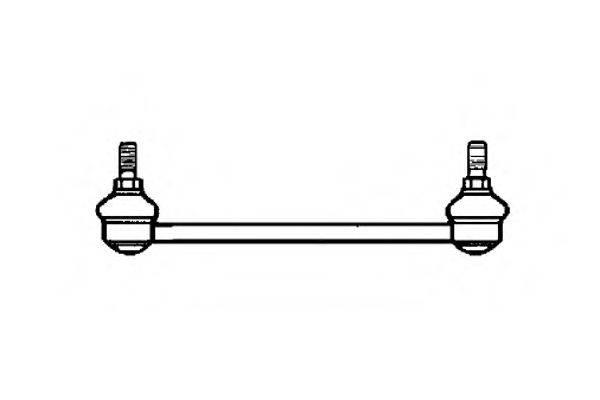 OCAP 0501665 Тяга / стойка, стабилизатор