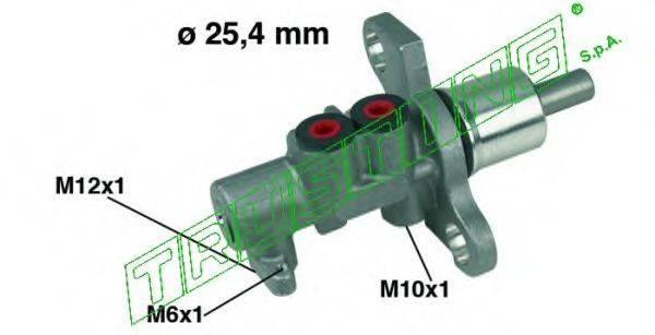 TRUSTING PF277 Главный тормозной цилиндр
