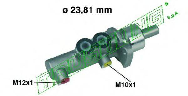 TRUSTING PF279 Главный тормозной цилиндр