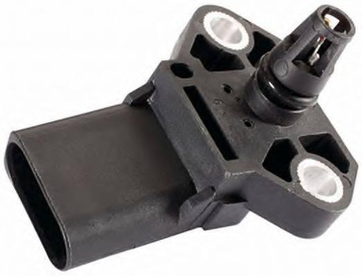 HELLA 6PP009400251 Датчик, давление наддува; Датчик, давление во впускном газопроводе
