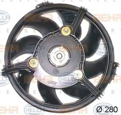 HELLA 8EW351043781 Вентилятор, охлаждение двигателя