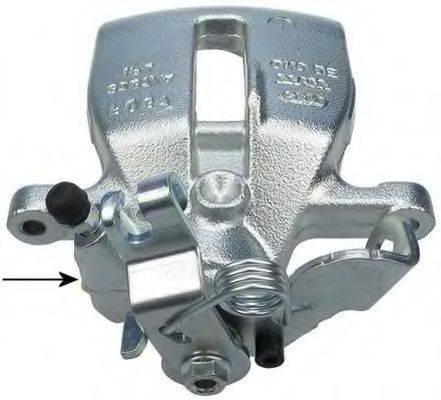 HELLA 8AC355384901 Тормозной суппорт