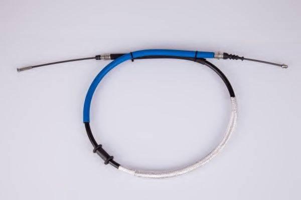 HELLA 8AS355660281 Трос, стояночная тормозная система