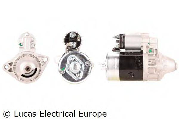 LUCAS ELECTRICAL LRS00409 Стартер