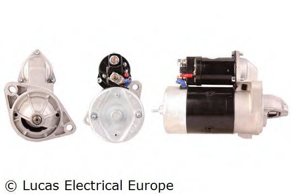 LUCAS ELECTRICAL LRS02025 Стартер