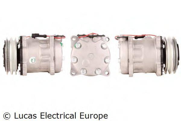 LUCAS ELECTRICAL ACP438 Компрессор, кондиционер